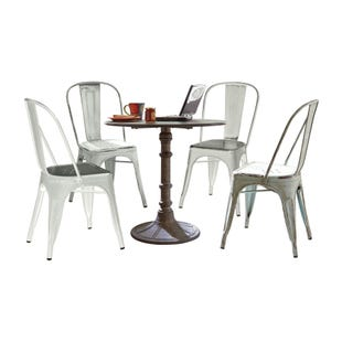 Vintage Green 5 Piece Dining Set