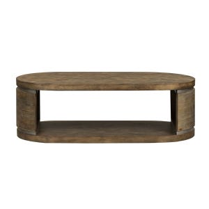 Liberty Urban Living Solid Reclaimed Pine Cocktail Table