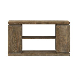Liberty Urban Living Solid Reclaimed Pine Door Sofa Table