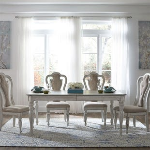 Magnolia Manor 5 Piece Dining Set