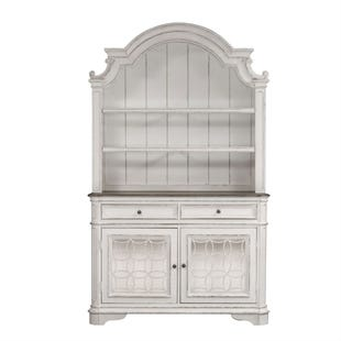 Magnolia Manor Hutch and Buffet