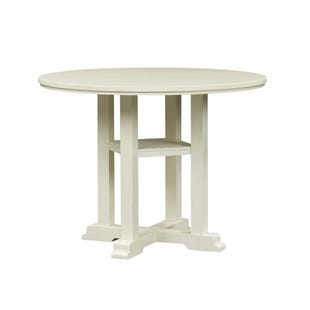 Liberty Summer HIlls Linen White Counter Height Table