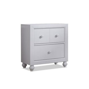 Liberty Cottage View White Nightstand