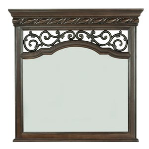 Liberty Arbor Place Brownstone Landscape Mirror