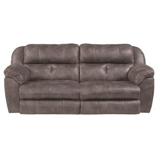 Power Headrest Ferrington Reclining Sofa Dusk