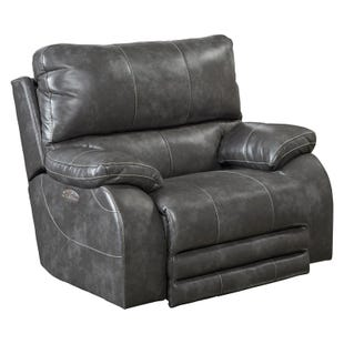 Catnapper Sheridan Steel Power Lay-Flat Recliner