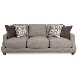 Twill Cambridge Sofa Mocha