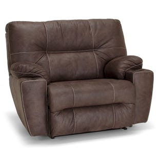 Titus Brown Chair and a 1/2 Wall Recliner