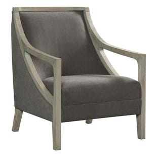 Hopkins Driftwood Accent Chair