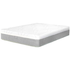 Balance™ Pocketed Coil Gel Foam Hybrid Firm Mattress