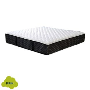 Eden Copper Latex Hybrid Firm Mattress