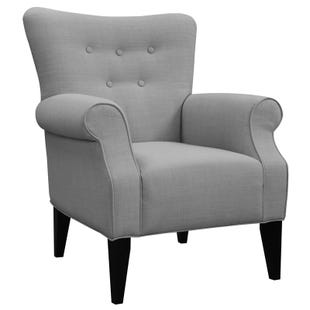 Lydia Gray Accent Chair