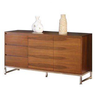 "Renzo Light Brown 60"" TV Stand"