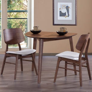 Oscar 3 Piece Corner Dining Set