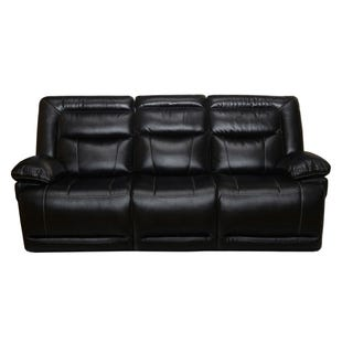 Power Torino Reclining Sofa Black