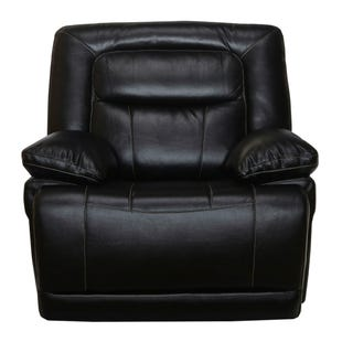 Glider  Power Torino Recliner Black