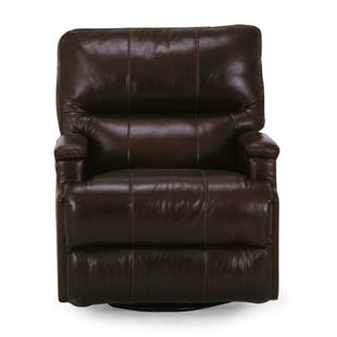 Reagan Leather Power Recliner