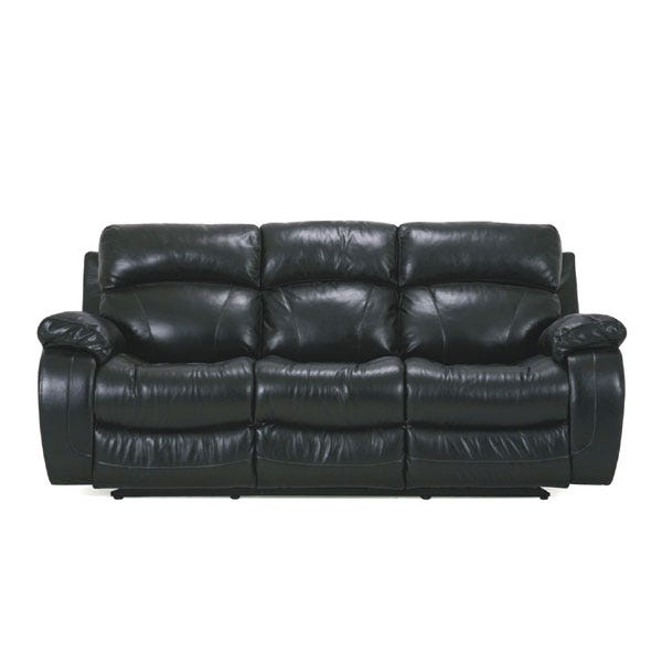Bentley Leather Dual Reclining Sofa