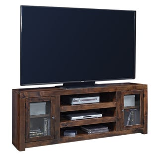 "Aspen Home Alder Tobacco 72"" TV Stand"