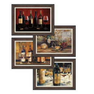 Assorted Le Chateau Framed Art