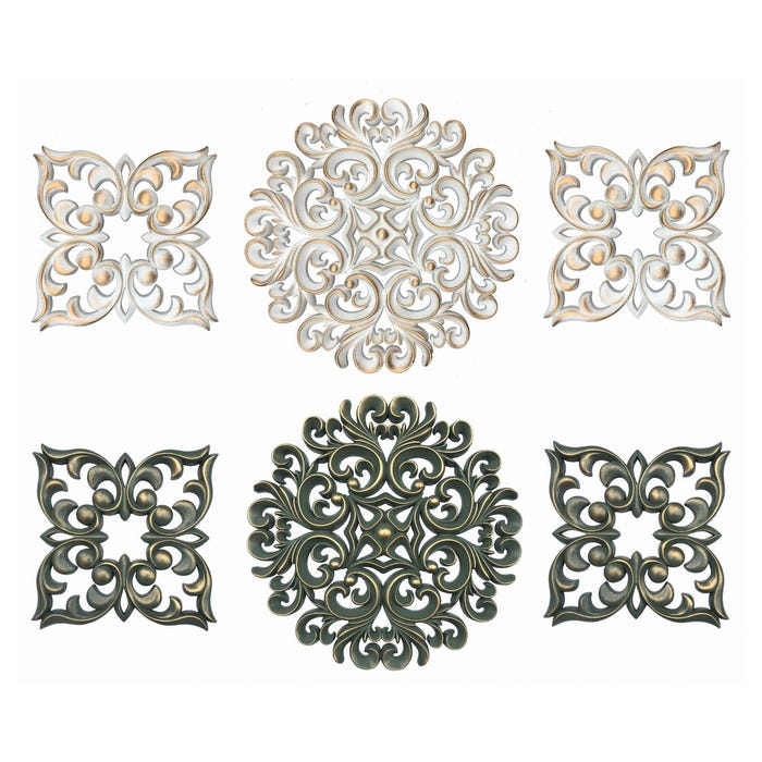 Orted 3 Piece Cutout Wall Decor Set