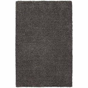 Smokey Gray 5x7 Shag Rug