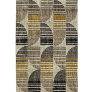 Mohawk Crescent Oyster 8x11 Rug