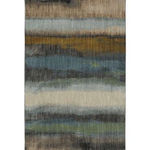 Odin Metal Gray 5x8 Rug