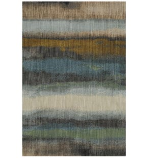 Odin Metal Gray 9X13 Rug