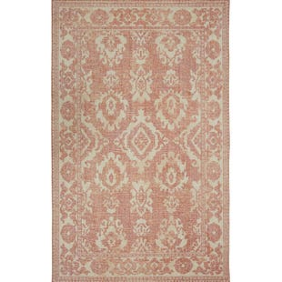 Mohawk Heirloom Bheri Coral 5x8 Rug
