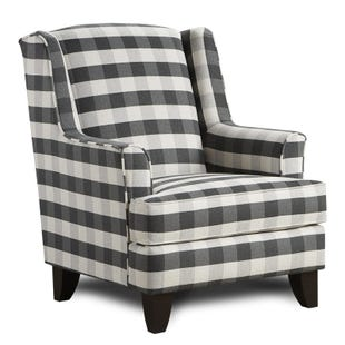 Fusion Best Friend Wing Chair
