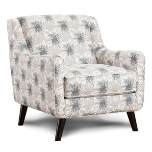 Floral Plato Accent Chair