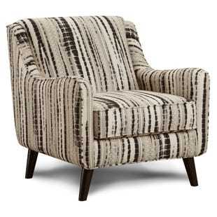 Fusion Shibori Accent Chair