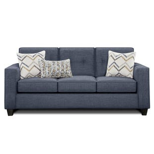 Fusion Charlie Denim Sofa