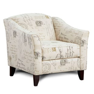 Fusion Gwendolyn Beige Chair