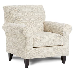 Vision Blanco Accent Chair