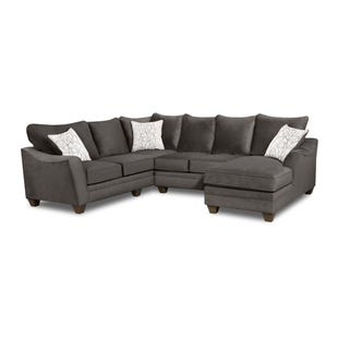 Savvy 3 Piece Right Facing Chaise Sectional