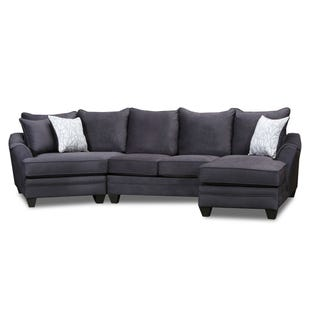 Savvy Right Facing Chaise, Loveseat and Cuddler