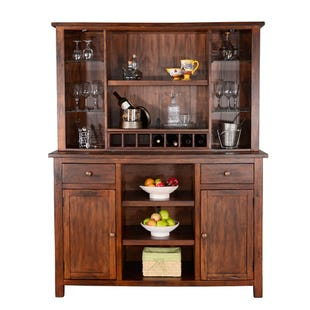 Tuscany Barback and Hutch