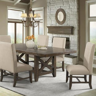 Franklin 9 Piece Dining Set