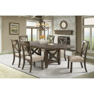 Franklin 7 Piece Dining Set