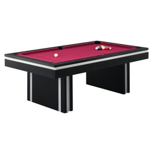 Ajax Black Billiards Table