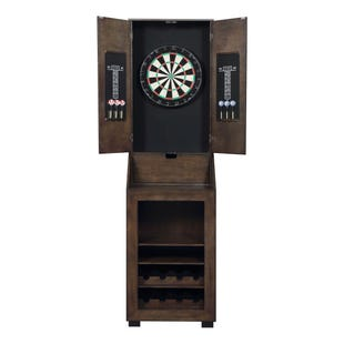 Bones Brown Dartboard
