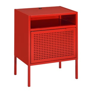 USB Accent Table Red
