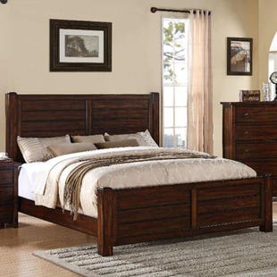 Dawson Creek Queen Bed