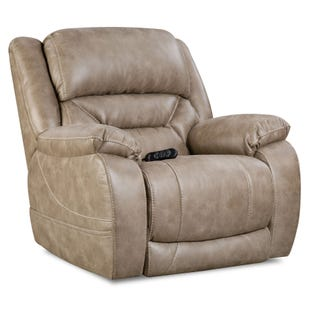 Homestretch Enterprise Mushroom Triple Power Recliner