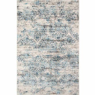 Juliet Blue 5x8 Rug