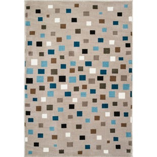 Whimsical Gray Multi 5x7 Rug