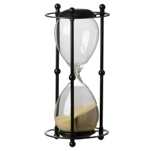 Large Deco Hourglass
