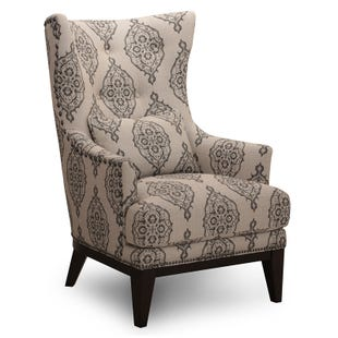Charleston Fabric Accent Chair
